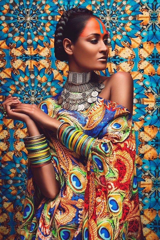 NORTH AFRICAN INFLUENCE ON FASHION