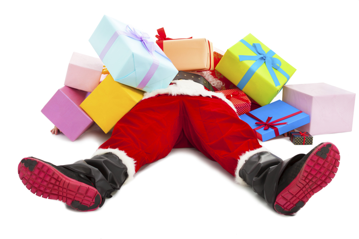 6 TIPS FOR LAST MINUTE CHRISTMAS SHOPPING