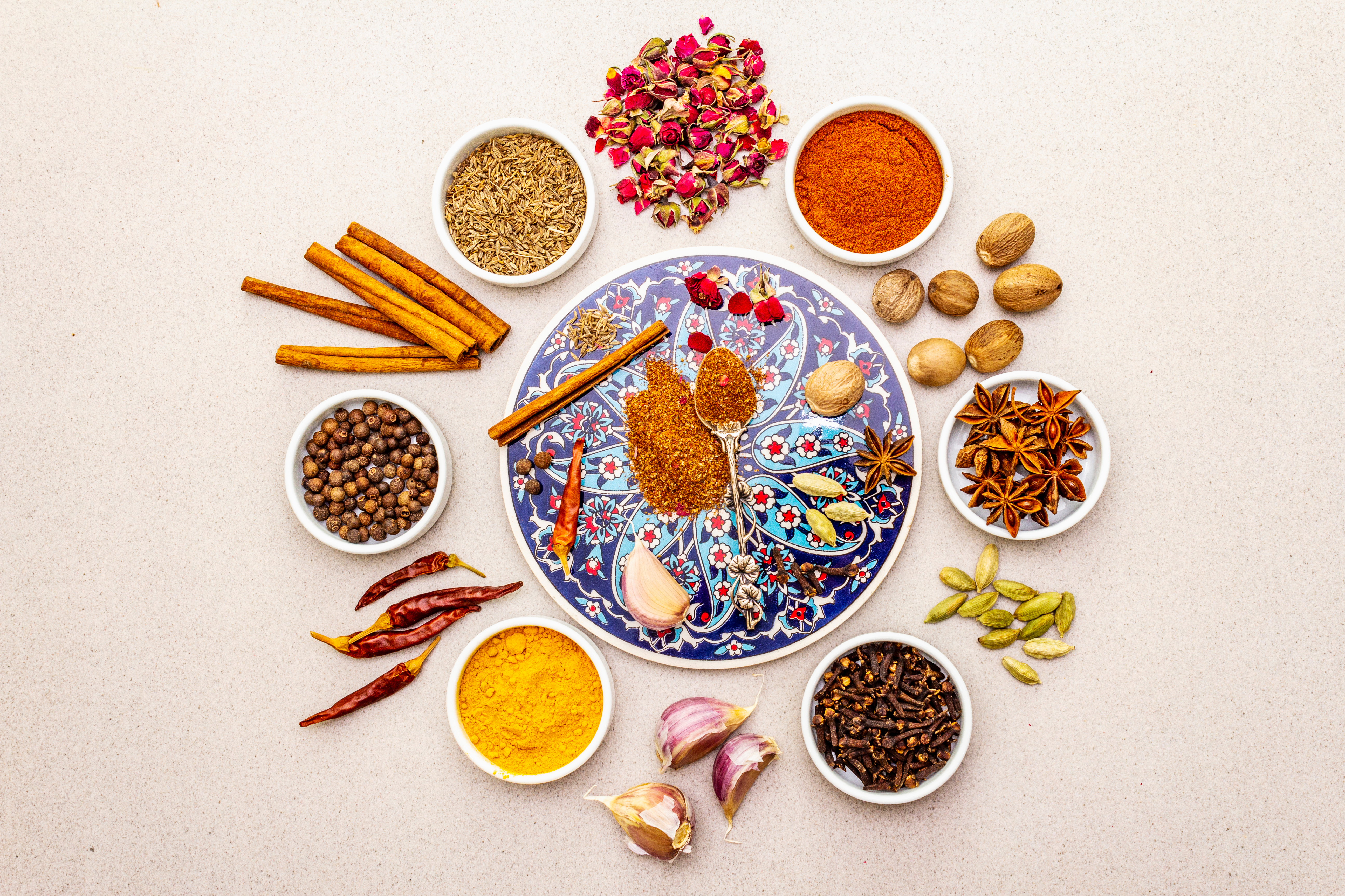 HOW TO MAKE RAS EL HANOUT SPICE AT HOME