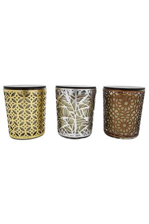 Moroccan Sleeve Candle