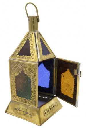 Moroccan Square Lantern