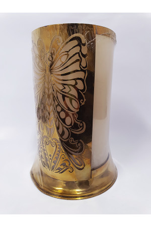Egyptian Candle - Butterfly